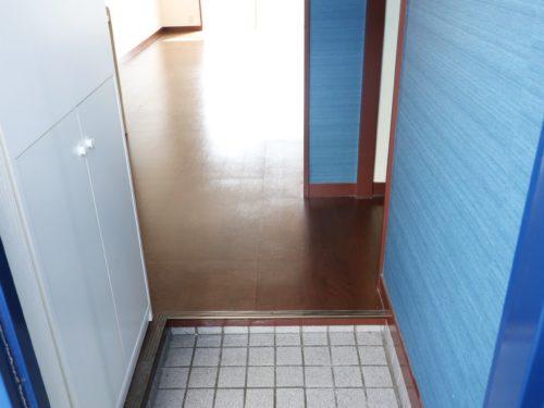 プラネット玄関(玄関)