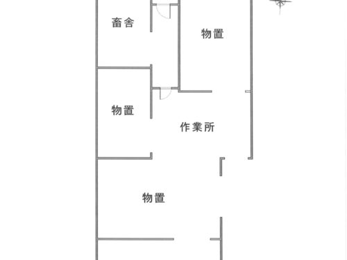 久米島収益物件間取り2(間取)