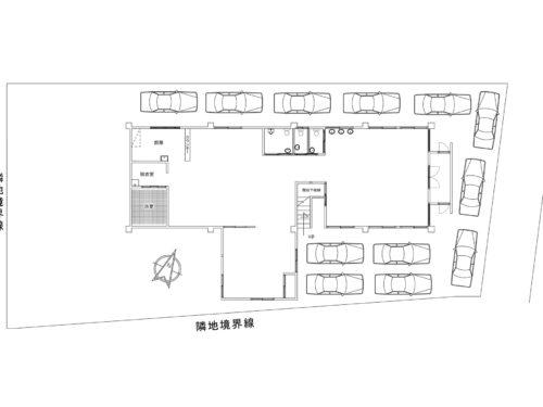志真志2階(外観)