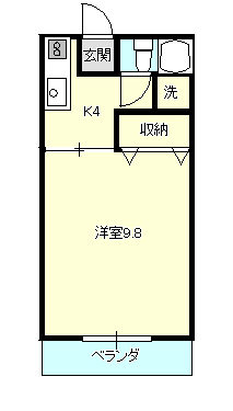 PB新川間取り(間取)