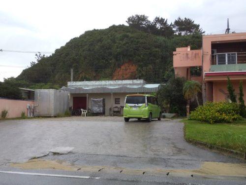 東村平良庭(外観)