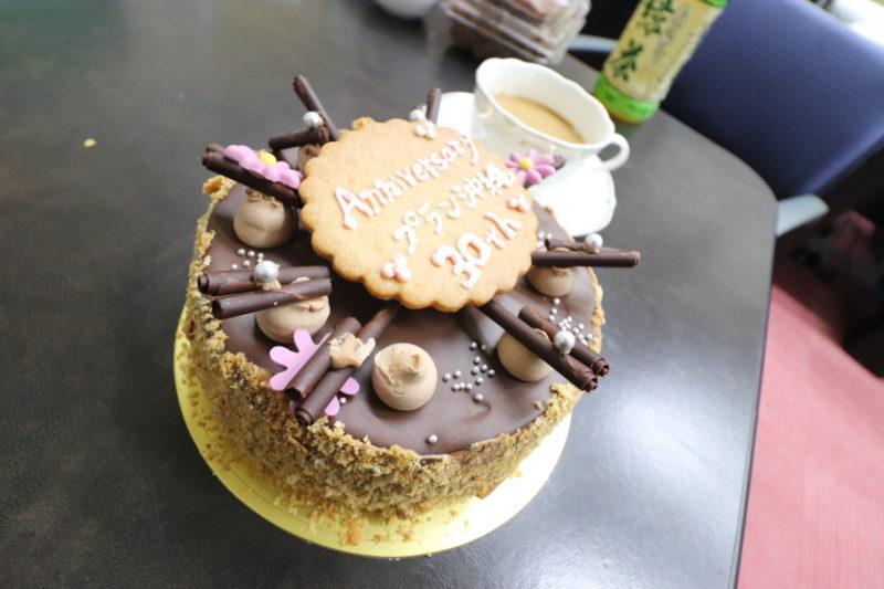 レーゲンスケーキ